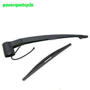 Rear Windshield Wiper Arm & Blade Set For Chevrolet Trailblazer 2007 2008 2009