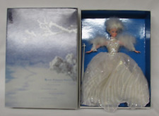 Enchanted Seasons Limited Ed. Bob Mackie Collection Snow Princess Barbie New