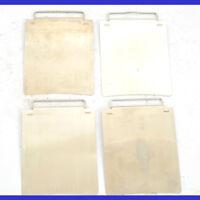 4 X HASSELBLAD Hasselblad genuine Dark Slides for 503CW,500C/M,501CM,A12,503CX++