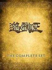 YU-GI-OH COMPLETE SERIES SEASONS 1, 2, 3, 4 & 5 DVD Box Set New Sealed