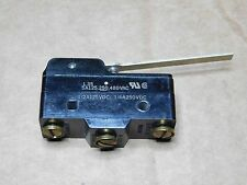 Market Forge 10-5714 Microswitch With Lever 5A 125/250/480VAC COM/N.O./N.C. NLA