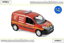 Renault Kangoo Van 2013 Pompiers Secours Médical  NOREV - NO 511327 - Ech 1/43