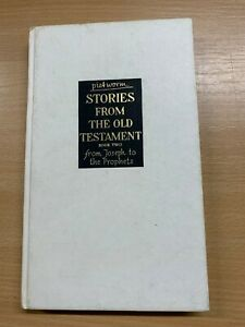 "1958 1ST EDITION PIET WORM ""STORIES OF THE OLD TESTAMENT"" BOOK 2 H/B BOOK (P3)"