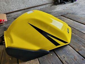 2004-2005 SUZUKI GSXR600 / 750 K4 K5 Fuel / Petrol Tank (Yellow)