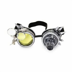 HOT 4 Type Steampunk Goggles Gothic Monster Claw Glasses for Night Party Cosplay