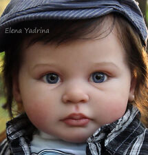 """Lily-Beth By Ann Timmerman New Reborn Toddler Doll Kit @29""""@Body Included"""