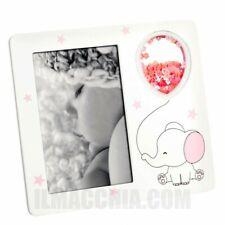 Cornice Fotografica 10x15 Mascagni Portafoto in in legno A1298 con elefantino -