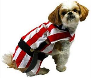 PIRATE Swashbuckler Dog T-Shirt Costume Photo Prop XSmall Small Medium Large XL