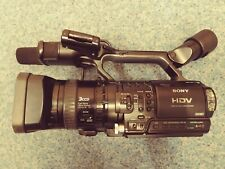 Sony HVR-Z1E Professional Camcorder in Carry Case