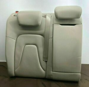12 AUDI A4 QUATTRO COUPE REAR RIGHT SIDE UPPER SEAT CUSHION OEM 09 10 11 12