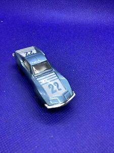 "Vintage Playart Chevrolet Corvette Stingray ""22"" Yellow Hong Kong Mint"