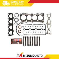 Engine Valve Cover Gasket Set ITM 09-31191 fits 99-01 Mazda Protege 1.6L-L4
