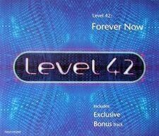 Level 42 Forever now (4 tracks, 1994) [Maxi-CD]