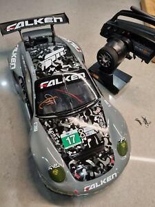 Hpi Flux Falken Porsche 1/10