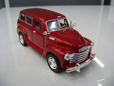 1950 Chevrolet suburban kinsmart TOY model 1/36 scale diecast Car gift