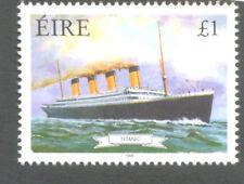 TIMBRO ireland-titanic MNH-Navi