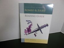 ROMEO & JULIET  READING GUIDE JENNY ROBERTS New OXFORD SCHOOL SHAKESPEARE