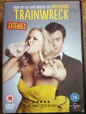 Amy schumer Bill Hader Trainwreck ~ 2015 Moderno single Mujer Comedia GB DVD