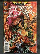 Justice League Dark #22 - DC Comics - September 2013 - Comic Book