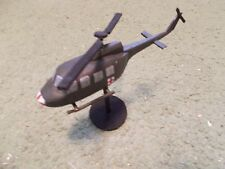 Built 1/144: American BELL UH-1V  MEDEVAC Helicopter Aircraft US Army Vietnam