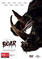 Boar (DVD, 2018) NEW