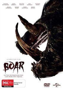 BOAR DVD, NEW & SEALED, FREE POST