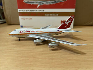 Qantas 747SP 'City Of Gold Coast' 1:400 (Reg VH-EAA) NG07009 NG Models