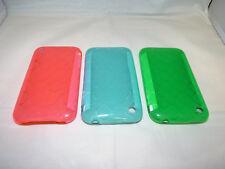 Skinz Silikonhülle  für iPhone 3G 3GS in drei Farben erhältlich