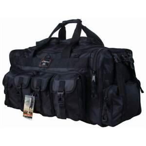 "TACTICAL X-Large 30"" HEAVY DUTY GUN RANGE SWAT POLICE Padded CC NRA Ammo Bag"