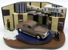 Vanguards 1/43 Scale CD1002 - Rover 100 Earls Court Diorama - Heather Brown