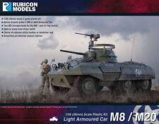 Rubicon-M8/M20 Levriero FURGONI blindati - 28 mm-WW2 WAR GAME BOLT ACTION