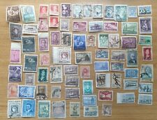 ARGENTINA - 70+ Stamps JOB LOT Mixed Selection