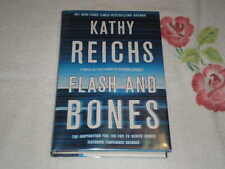 Flash and Bones by Kathy Reichs       **SIGNED**