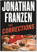 The Corrections - Signed + Date by Jonathan Franzen - First Edition - As New