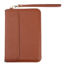 "Brown Stand Sleeve Case for Samsung Galaxy Tab 4 / Tab S 8.4"" / Tab A / S2 8"""