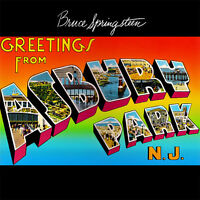 BRUCE SPRINGSTEEN Greetings From Asbury Park N.J. CD BRAND NEW 2015 Edition