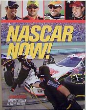Nascar Now! by Steve Milton and Timothy Miller (2006, Paperback)
