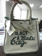 Anya Hindmarch - I'm NOT A Plastic Bag - UK Edition **FREE SHIPPING WORLDWIDE**
