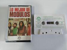 MODULOS LO MEJOR DE CASSETTE CINTA ONDINA 1980 SPANISH EDITION PAPER LABELS