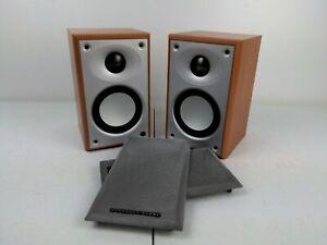 Pair Speaker Mordaunt-Short MS302 Tested!