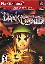 BRAND NEW SEALED PS2 -- Dark Cloud [Greatest Hits] (Sony PlayStation 2, 2001)