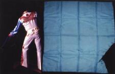 ELVIS PRESLEY - Original Konzert-Schal in blau vom 28. Juni 1976 - Philadelphia