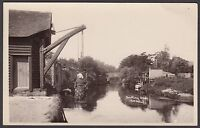 Postcard Fordwich near Canterbury Kent the Ducking Stool early RP