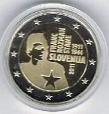Slovenië 2 euro Proof PP 2011 - Franc Roman Stane