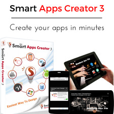 [Digital Delivery] Best content app builder and publisher - Smart Apps Creator 3