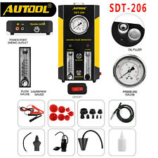 AUTOOL SDT-206 Automotive EVAP Smoke Machine Leak Detector Emissions Tester 2019