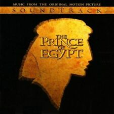 *NEW* The Prince of Egypt  Original Soundtrack CD Mariah Carey/Whitney Houston