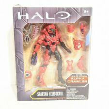 "Halo Spartan Helioskrill 6"" Figure Alpha Crawler"