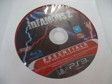 Sony PS3 - Infamous 2 Essentials - Disc Only