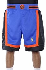 NEW YORK KNICKS Mitchell & Ness NBA Authentic Royal  HWC 1996-1997 Shorts M